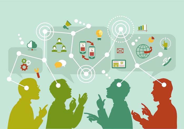社員は「生産性・ワークライフバランス・コミュニケーション」の観点からテレワークを推進