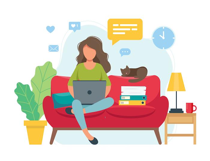 在宅勤務をうまく実践していくためのヒント