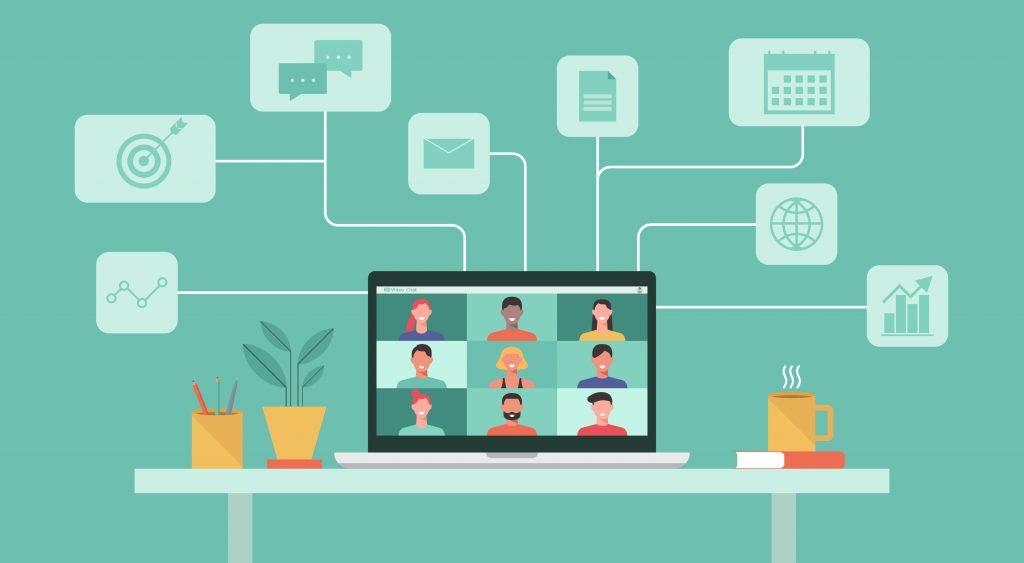 テレワークが加速するWeb会議。メリットと導入ポイント